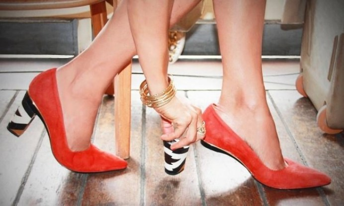 removable heels