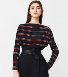 mango-pleated-blouse