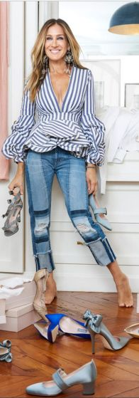 shadow jeans sarah jessica