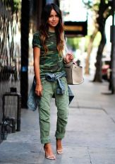 how to cargo pants