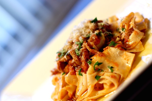 pappardelle rabbit