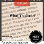 9 FREE Online Resources for Paint Contractors