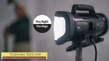 Festool Syslite Duo LED Work Light Preview
