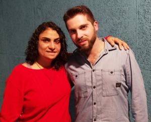 Nadia y Javier