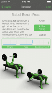 exercise_screenshot_Gymaholic