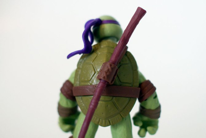 Nickelodeon Ninja Turtle Donatello Review