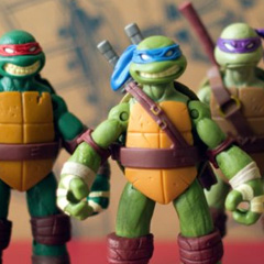 TMNT Group Shot
