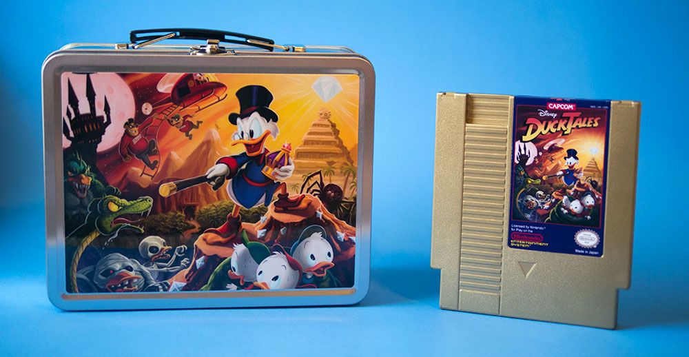 Ducktales Remastered Gold Cart