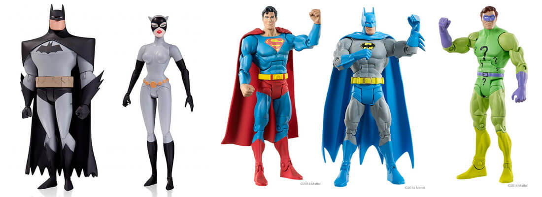 Toy Fair DC Comics