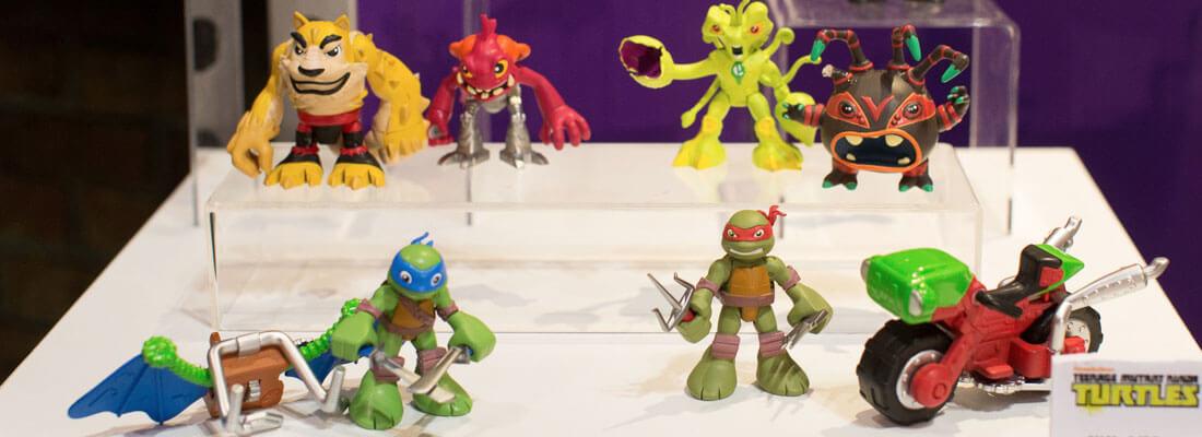 TMNT Half-Shell Heroes