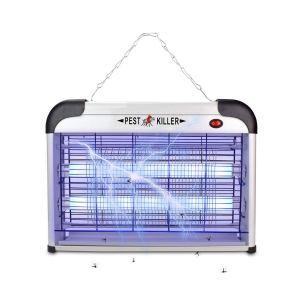 Micnaron Electric Bug ZapperPest Repeller Control-Strongest Indoor 2800 V 6000ft² UV Lamp Flying Fly Insect Killer Mosquitoes Flies Killer Repellent Traps Eliminator Catcher lure Zap kills Mosquito