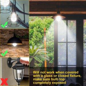 Top 5 best motion sensor garage light in 2019 review