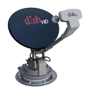 Winegard SK-1000 GrayBlack Satellite TV Antenna