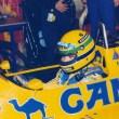 Ayrton Senna - Camel Lotus - 1987