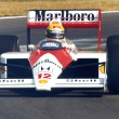 Ayrton Senna - McLaren - 1989