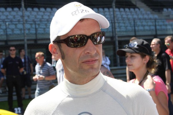Rang zwei für Hari Proczyk und das Grasser Racing Team © Rudolf Beranek