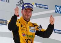 Sieg für Philipp Eng am Lausitzring © Porsche AG