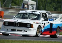 Georg Steffny, BMW 320 Gruppe 5 © Histo Cup