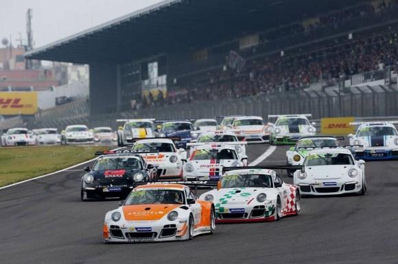 Felix Wimmer Doppelsieger im Porsche Sports Cup