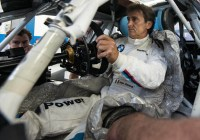 Comeback im BMW - Cockpit für Alex Zanardi © BMWGROUP