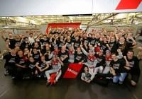 Audi verabschiedet sich aus der FIA-WEC © Audi Sport