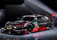 Der neue Audi RS 5 DTM © Audi Sport