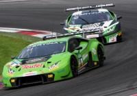 Lamborghini Huracán GT3 von GRT Grasser Racing Team und HB Racing © Rudolf Beranek