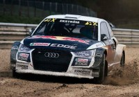Mattias Ekström - Audi S1 EKS RX quattro © Audi Sport