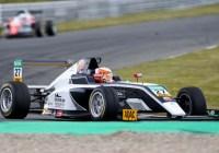 Nicklas Nielsen auf der Fahrt zum Sieg © ADAC Motorsport