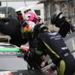 Fahrerwechsel - Pedro Lamy_- Mathias Lauda © Rudolf Beranek