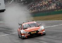 Jamie Green siegt im zweiten Rennen auf dem Hockenheimring © DTM
