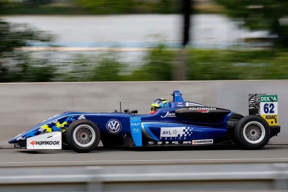 Ferdinand Habsburg fuhr im dritten Rennen in die Punkte © FIA Formel 3