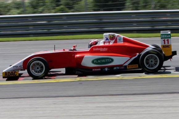Mick Wishofer in beiden Rennen bester Rookie © Rudolf Beranek