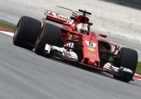 """""""Man of the Race"""" - Sebastian Vettel © FERRARI MEDIA"""