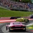 Audi R8 LMS und Mercedes AMG GT 3 © topspeed – Rudolf Beranek