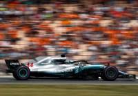 Lewis Hamilton siegt in Hockenheim und übernimmt die WM-Führung © Daimler AG