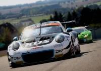 Klaus Bachler hatte den Sieg vor Augen © ADAC Motorsport