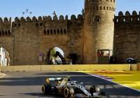 Valtteri Bottas siegte in Baku © Daimler AG