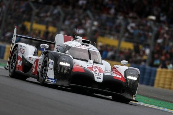 Programmierter Sieg für Toyota © TOYOTA GAZOO Racing.