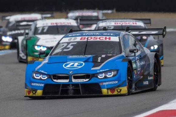 Philipp Eng weiterhin im Titelrennen © BMW Group