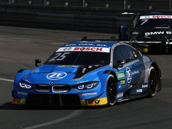 Philipp Eng weiterhin auf Titelkurs © BMW Group