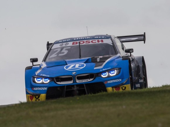 Philipp Eng im BMW M4 DTM © BMW Group