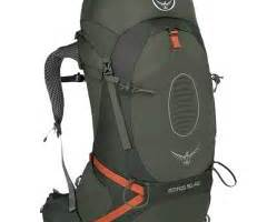 Travel With The Osprey Atmos 50 Backpack