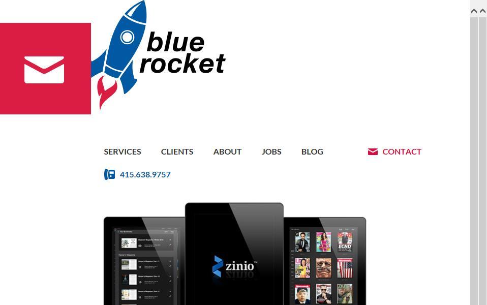 Blue Rocket Reviews
