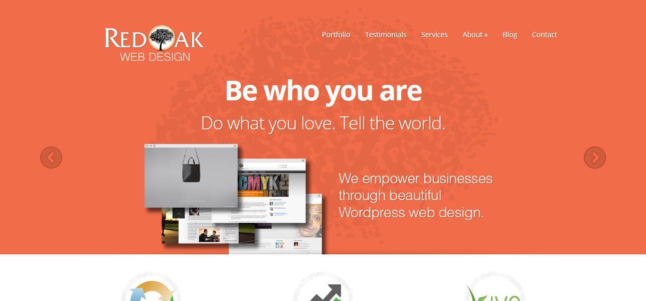 Red Oak Web Design Reviews