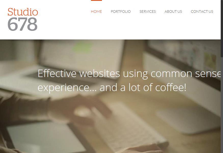 Studio 678 Web Design & Development Reviews