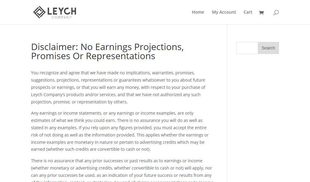 Leych Company Reviews