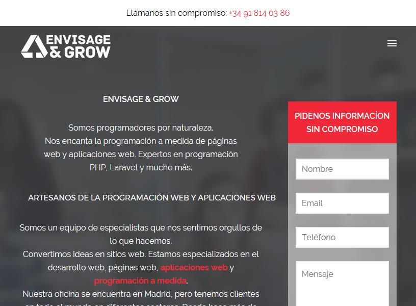 Envisage & Grow Reviews