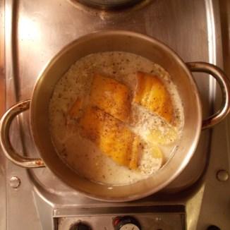 Après cuisson !