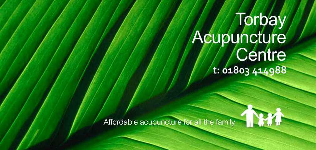 The Torbay Acupuncture Centre, Torquay, Devon.